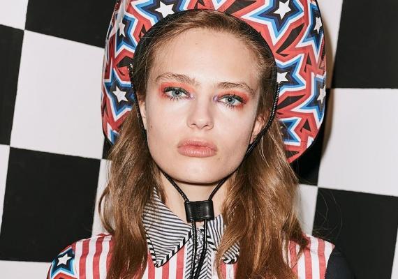 Модные тренды в макияже и прическах на весну и лето