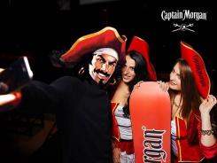 CaptainMorgan поможет установить рекорд Гиннеса на карнавале BoogelWoogel