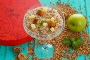 Katusha кормит spa-завтраками