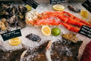10 лучших новых рыбных ресторанов
