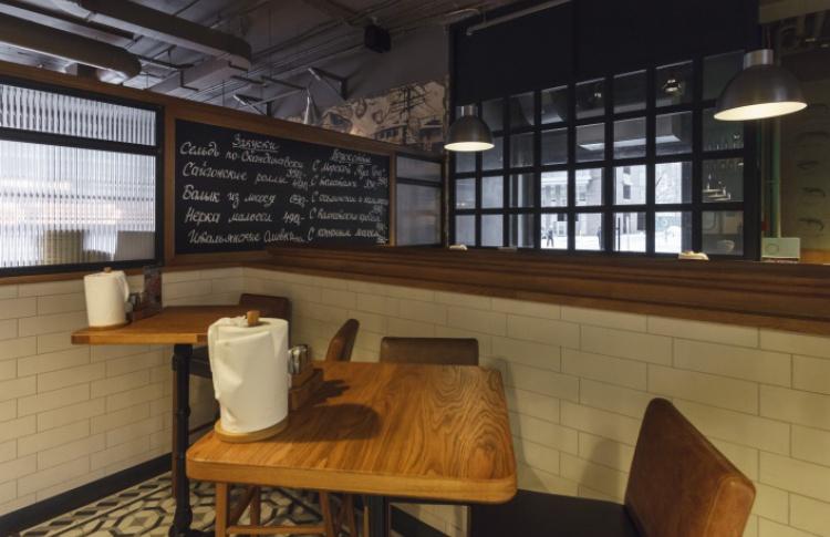 Boston Seafood & Bar на Павелецкой
