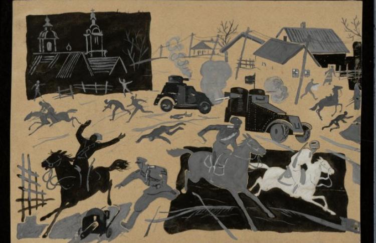Двенадцать. Русские писатели как зеркало революции 1917 года