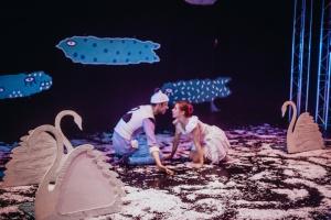 Первый международный фестиваль бэби-спектаклей «Кукуся»