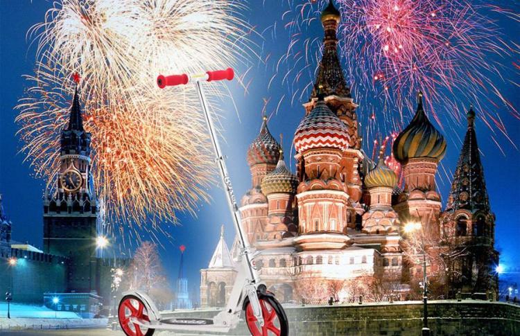 Как выбрать самокат, приученный к российским дорогам