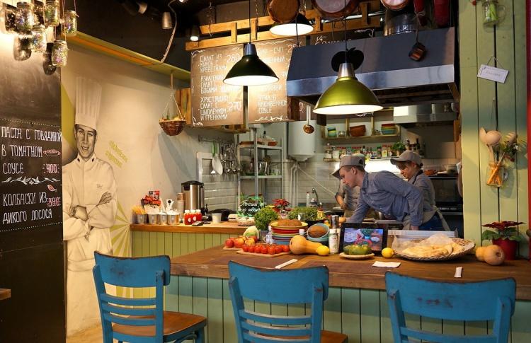 Плескавица, бао и ахи поке: 8 новых кафе на «Гастроферме»