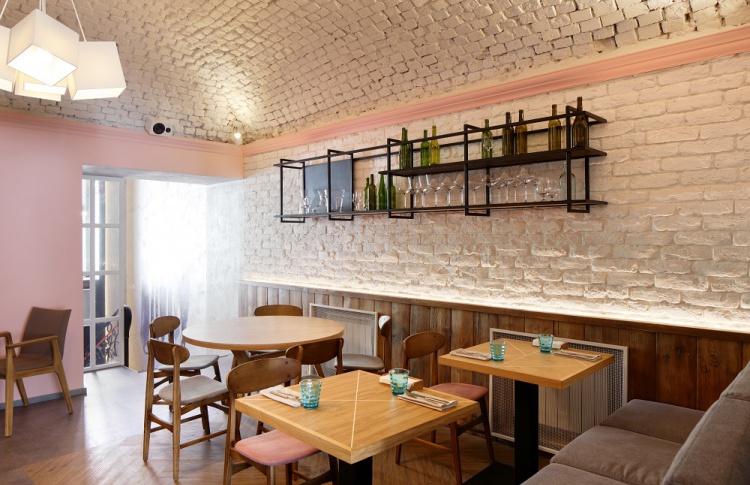 Новый ресторан от владельцев сети Lambic