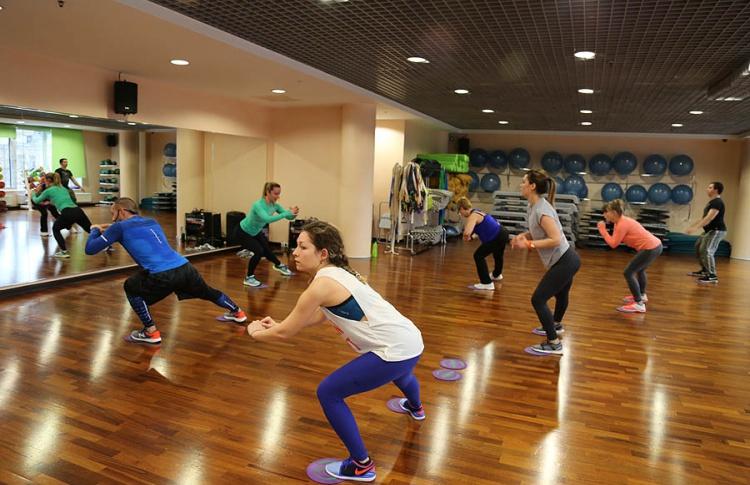 22 марта 2017 года состоялся мастер-класс по фитнес-программе Gliding – эксклюзивной тренировке федеральной сети фитнес-клубов X-Fit