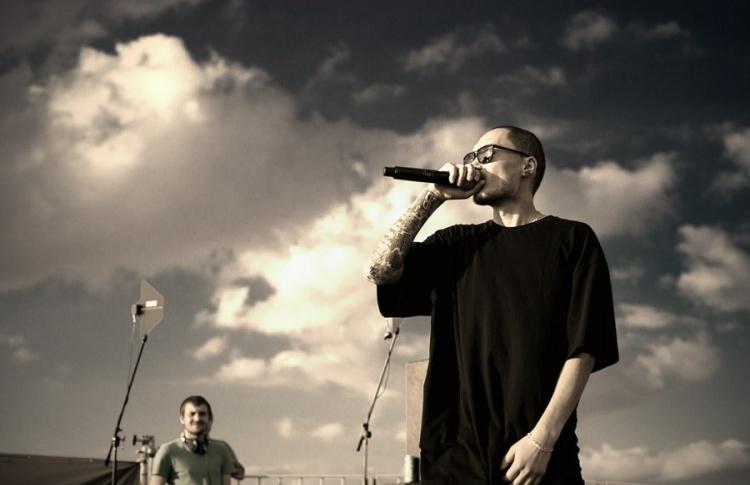 Скриптонит запишет совместный трек с Major Lazer