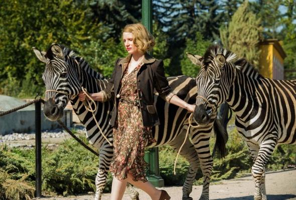 Жена смотрителя зоопарка - Фото №4