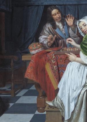 Лимон, мрамор и зеркало: расшифровываем символы голландских живописцев