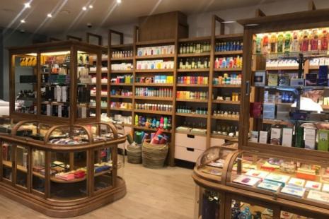 Историческая аптека на Малой Бронной вновь открылась для посетителей