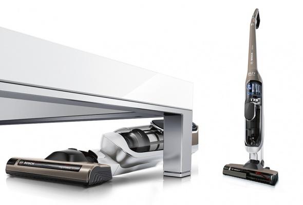Три помощника на страже чистоты: семейство беспроводных аккумуляторных пылесосов Bosch   - Фото №0