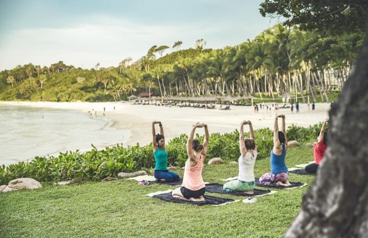 Планы на майские праздники: Семейный ретрит Body&Soul на курорте Bintan