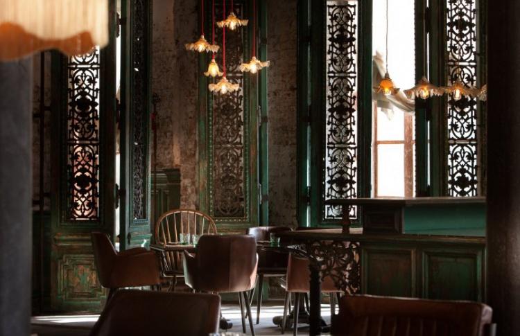 Лучший новый ресторан (средний счет до 2000 р.) по версии читателей