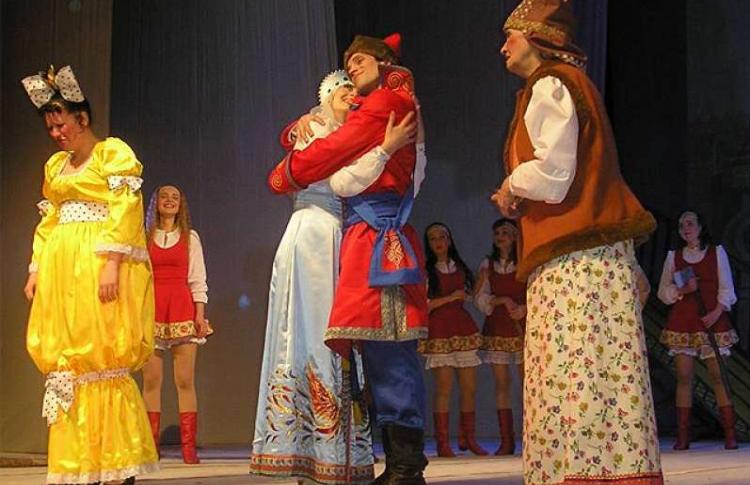 Иван-царевич, Серый Волк и другие
