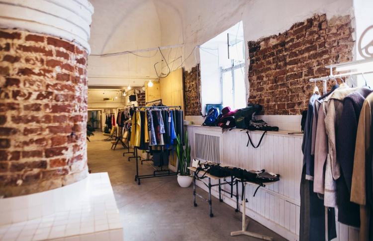 Магазин одежды HHLVK откроется на новом месте