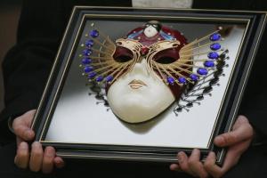 В Москве вручили «Золотую маску»