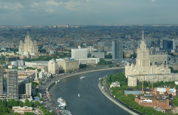 В Москве потеплеет на следующей неделе