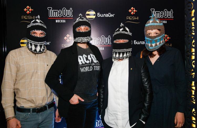 Команда ресторана «Тажин»