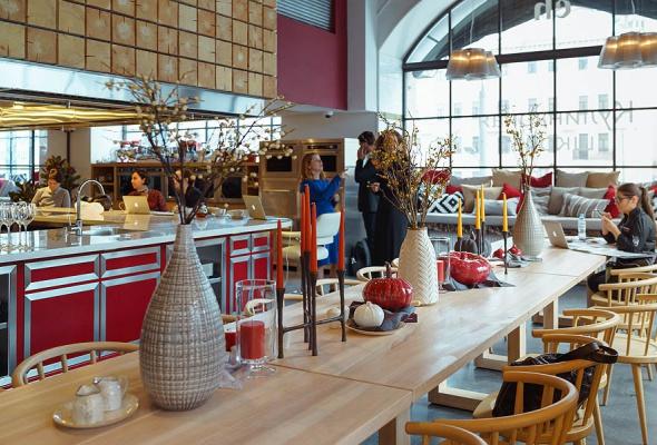 Кафе при Chefshows by Novikov - Фото №0