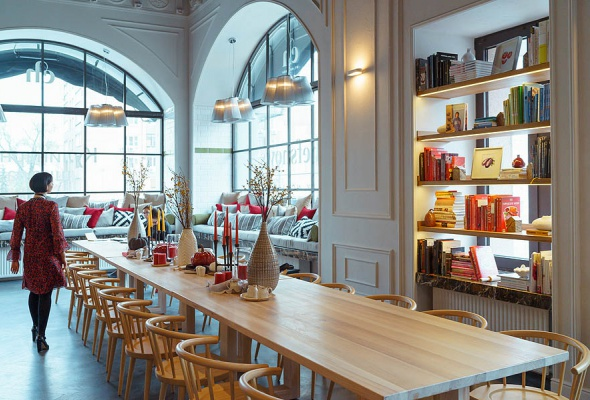Кафе при Chefshows by Novikov - Фото №1