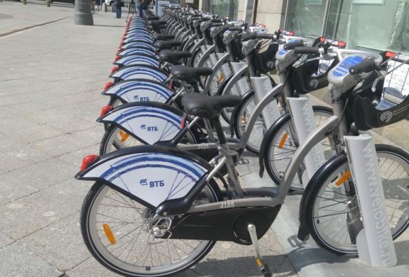 Пятый сезон городского проката велосипедов открыт - Фото №0