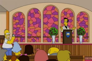 Канал «2x2» не покажет серию «Симпсонов» с ловлей покемонов в церкви