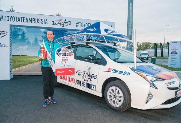 Догнать чтобы наградить: 1,5 тысячи участников, 27 тысяч километров и Toyota Prius - Фото №7