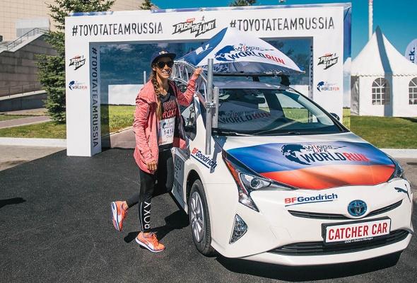 Догнать чтобы наградить: 1,5 тысячи участников, 27 тысяч километров и Toyota Prius - Фото №5