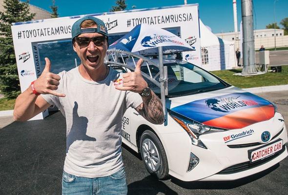 Догнать чтобы наградить: 1,5 тысячи участников, 27 тысяч километров и Toyota Prius - Фото №2