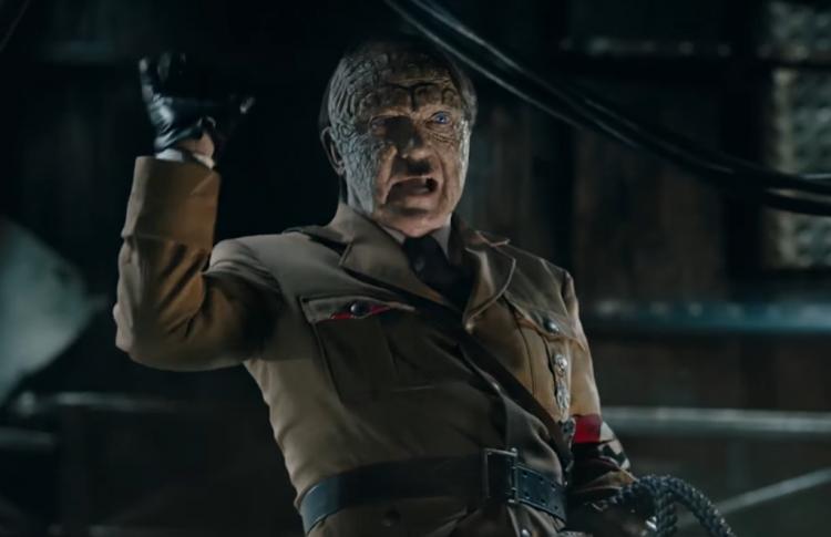Появился трейлер «Железного неба 2» с Гитлером на динозавре