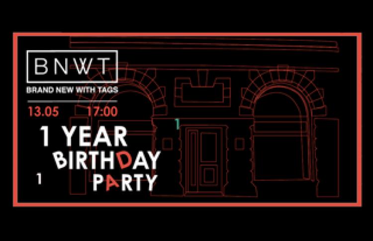 BNWT 1 year anniversary