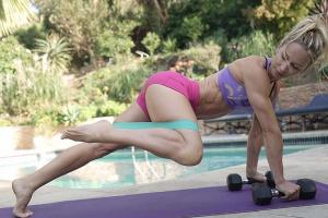 Инстаграм-тренировки — спортзал в телефоне