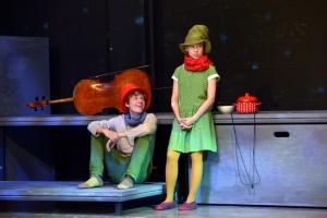 «Детский сад стихов» в Театре Наций