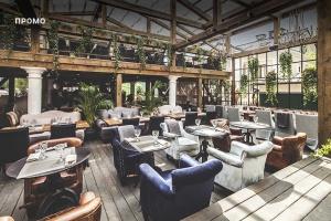 Ресторан Modus открыл летнюю веранду