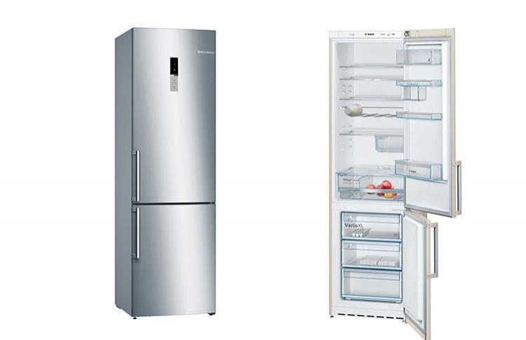 Естественная свежесть в новой серии холодильников Bosch NatureCool