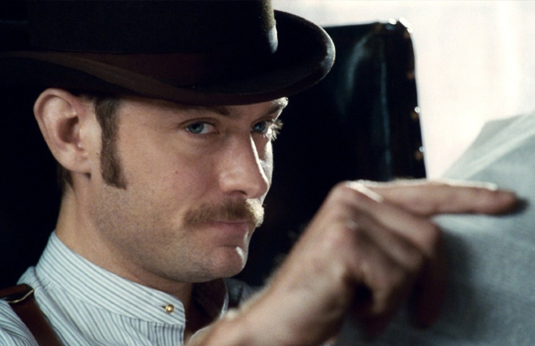 10. «Шерлок Холмс» (2009)