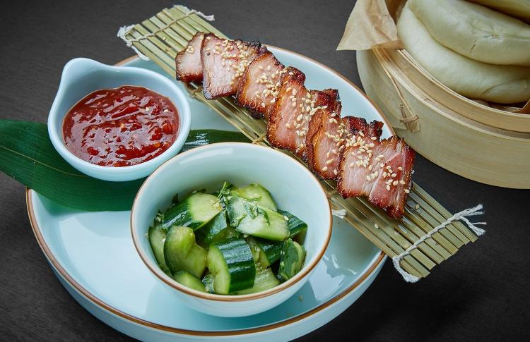 Китайское BBQ (230 р.) в Hong Kong