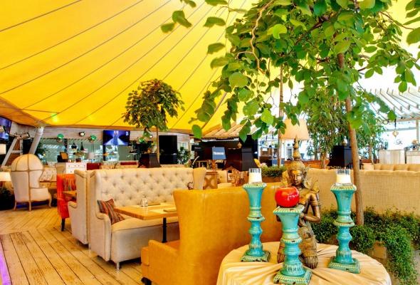 На открытии летней веранды Shakti Terrace выступит «Градусы»  - Фото №1
