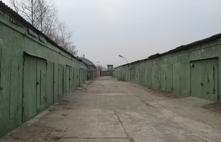 В Москве начался массовый снос гаражных кооперативов