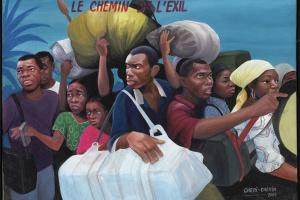 Худпром Конго: живопись для народа