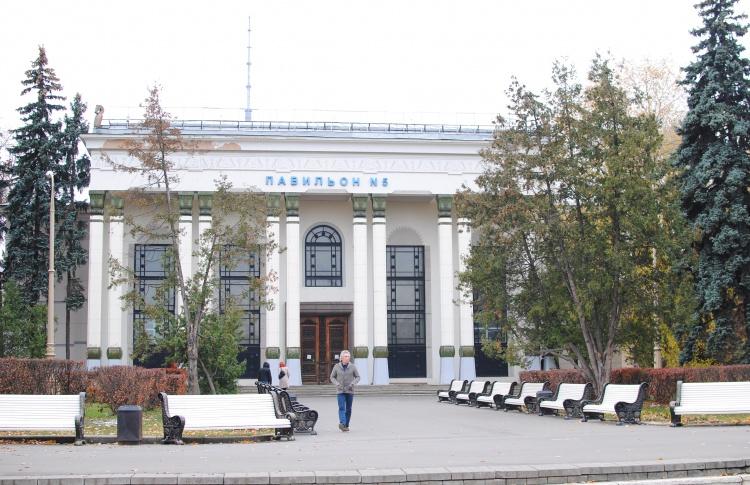 На ВДНХ откроется Международный балетный центр