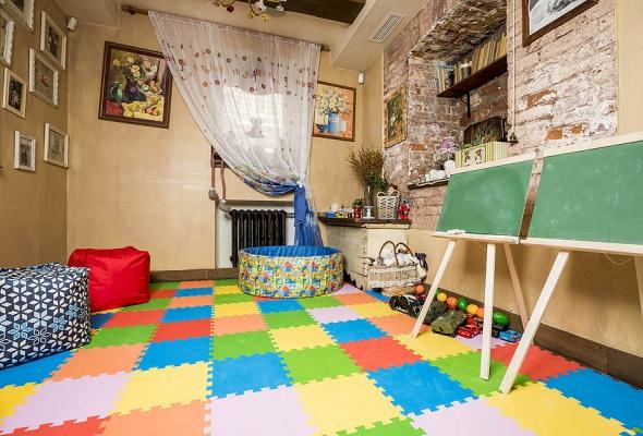 В итальянском ресторане Piccolino открылась детская комната - Фото №1