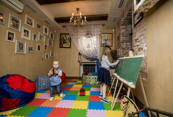 В итальянском ресторане Piccolino открылась детская комната - Фото №0