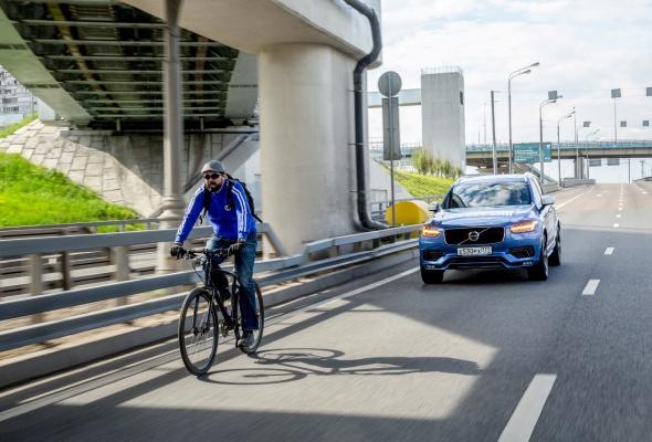 Volvo Cars поддерживает Московский Велопарад и выступает за безопасность всех участников дорожного движения - Фото №4