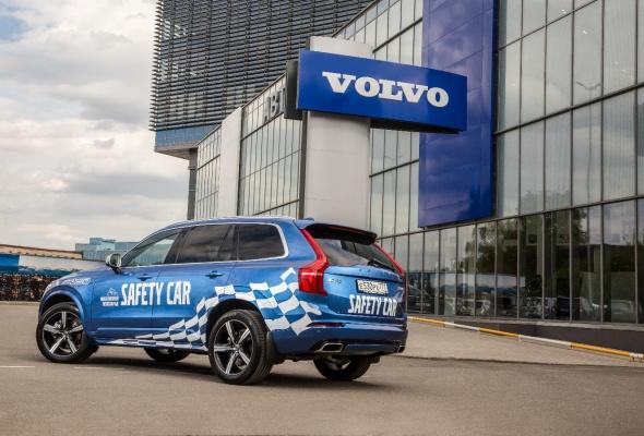Volvo Cars поддерживает Московский Велопарад и выступает за безопасность всех участников дорожного движения - Фото №3