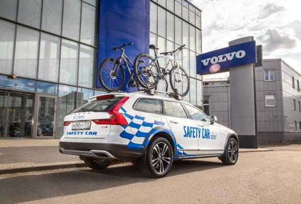 Volvo Cars поддерживает Московский Велопарад и выступает за безопасность всех участников дорожного движения - Фото №2