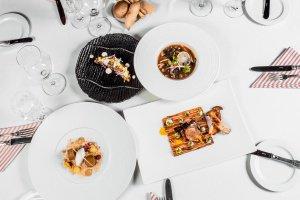 8 экономных обедов в дорогих ресторанах