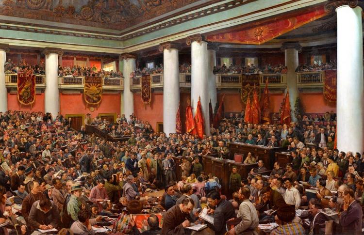 Строители нового мира. Коминтерн. 1918-1924
