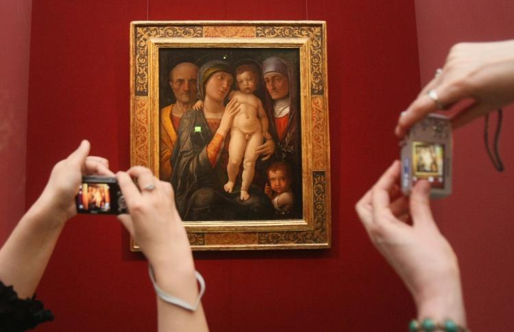 Более половины россиян несколько лет не бывали в музеях